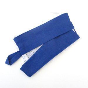 Mask & EZ Care Bag – Bright Blue